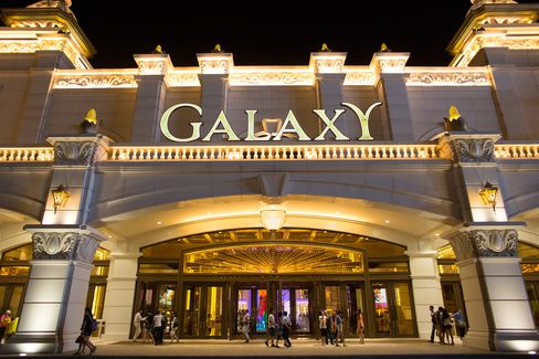 Galaxy Earnings Top Estimates as Chinese Gamblers Spend More