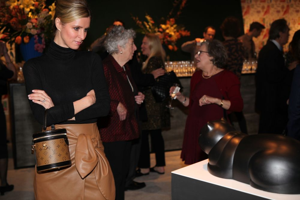 Nicky Hilton Rothschild Eyes 24 000 Fat Cat At Nyc Fair Bloomberg