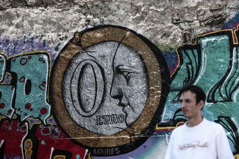 Athens Views As Greek Talks Stalemate Persists