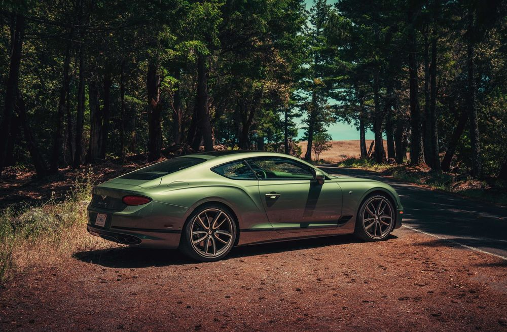 Bentley Calendar 2020 2020 Bentley Continental GT V8 Review: When Less Is So Much More