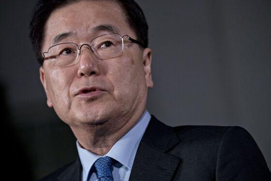 South Korea's Moon To Send Security Head, Spy Chief To Pyongyang