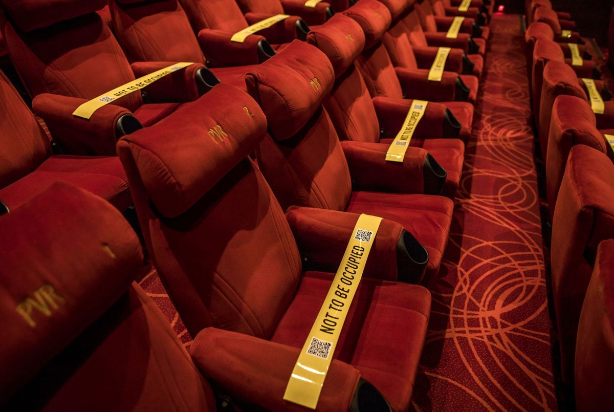 bloomberg.com - Ashutosh Joshi - Top India Cinema Operator Predicts Return of Big Bang Releases