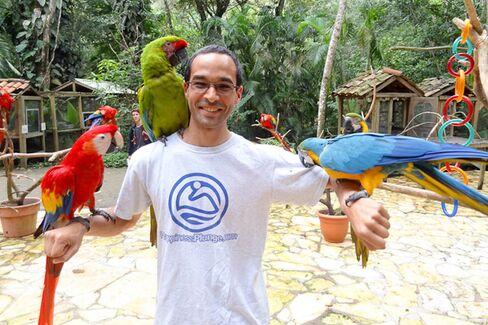Q&A: Meet Adam Pervez, the Happy Nomad
