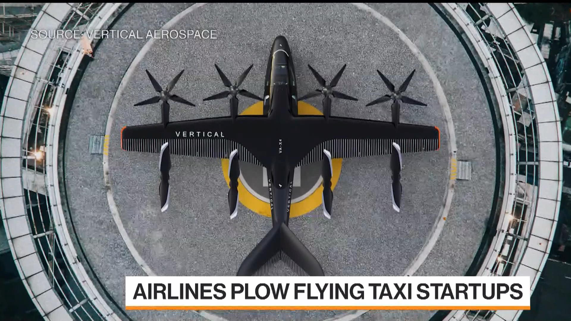 American and Virgin Place Orders for Flying Taxis
