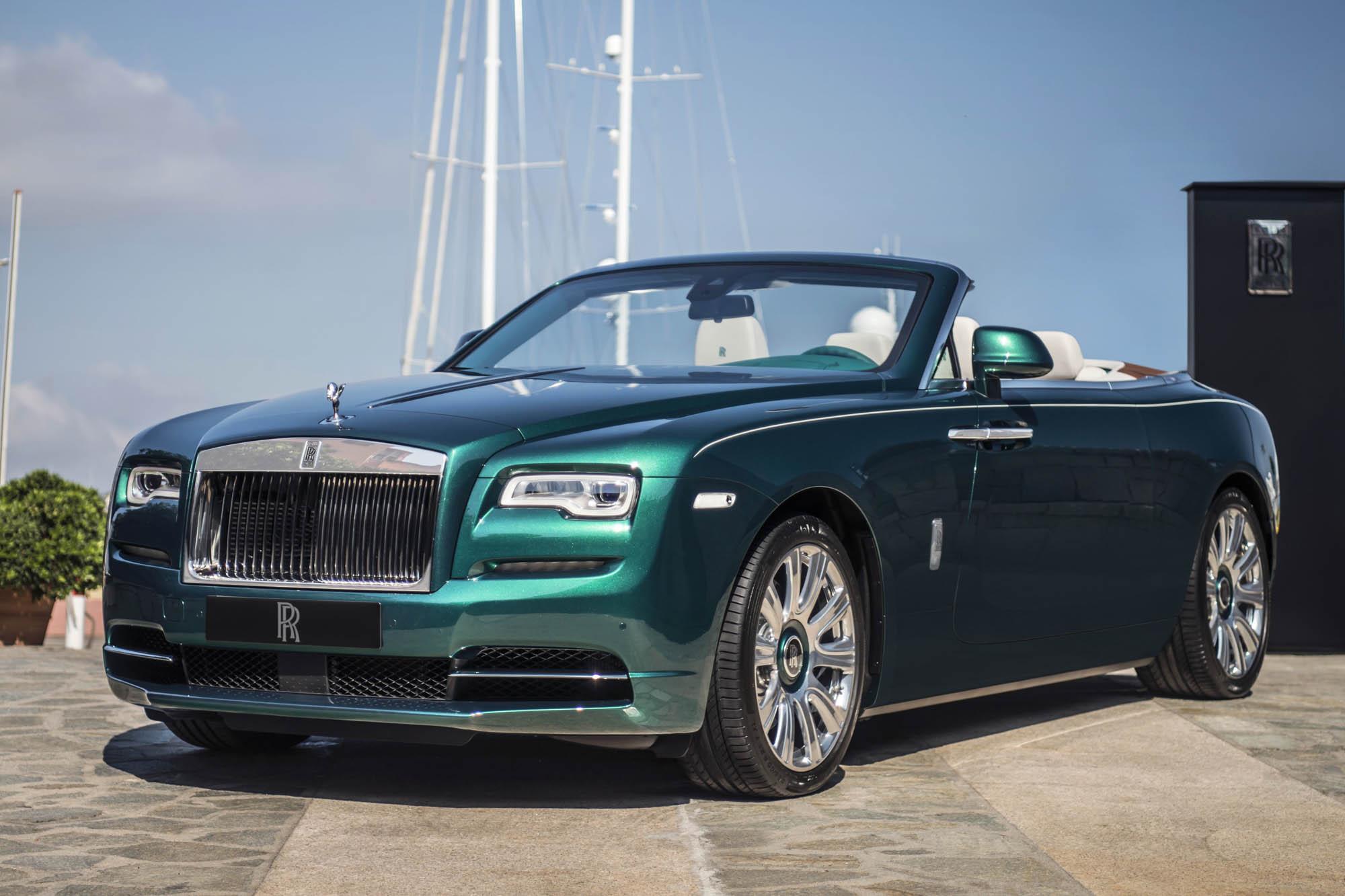 Rolls-Royce Million-Dollar Bespoke Program Set Sales ...