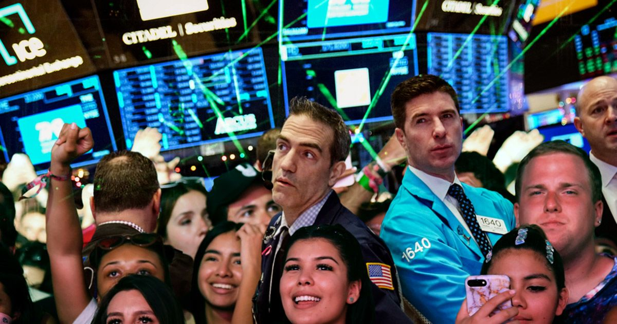 The U.S. Stock Market Can't Stop, Won't Stop Its Endless Rally
