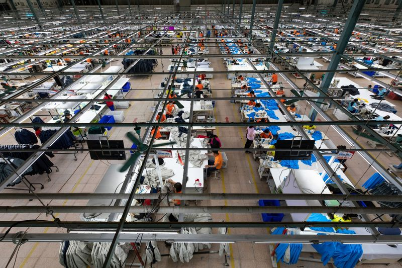 Operations At The Pan-Pacific Co. Viet Pacific Clothing (VPC) Factory
