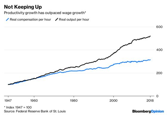 Growth Is the Best Remedyfor Wage Stagnation