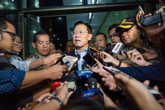 Indonesia's Graft-Busting Spree Ensnares Top CEOs