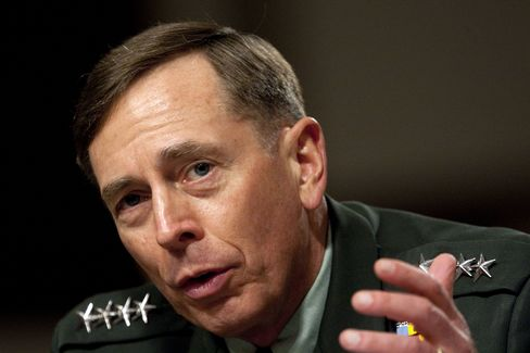 Ex-CIA Chief David Petraeus