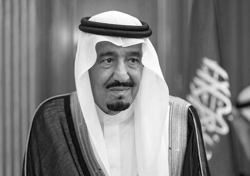 King Salman bin Abdulaziz Al Saud in Djiddah, Saudi Arabia, on Oct. 13, 2014.