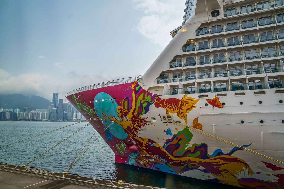 Hong Kong Is About to Get Its Own Cruise to Nowhere