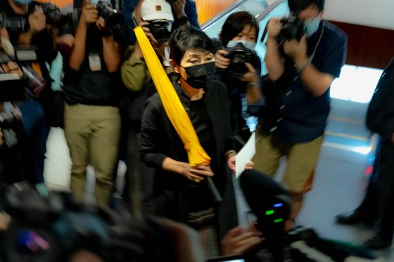 Ex-Hong Kong Lawmakers Arrested in Latest Blow to Opposition