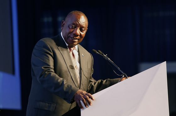 Ramaphosa Helps Halt Decline of South Africa's Ruling Party