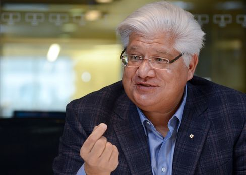 BlackBerry Ltd. co-founder and former CEO Mike Lazaridis