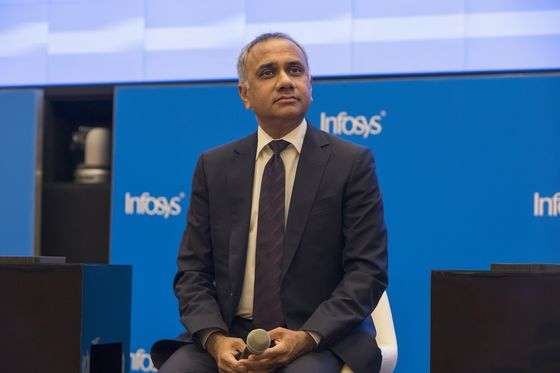 Deals Pipeline Encourages Infosys to Boost Sales Growth Forecast