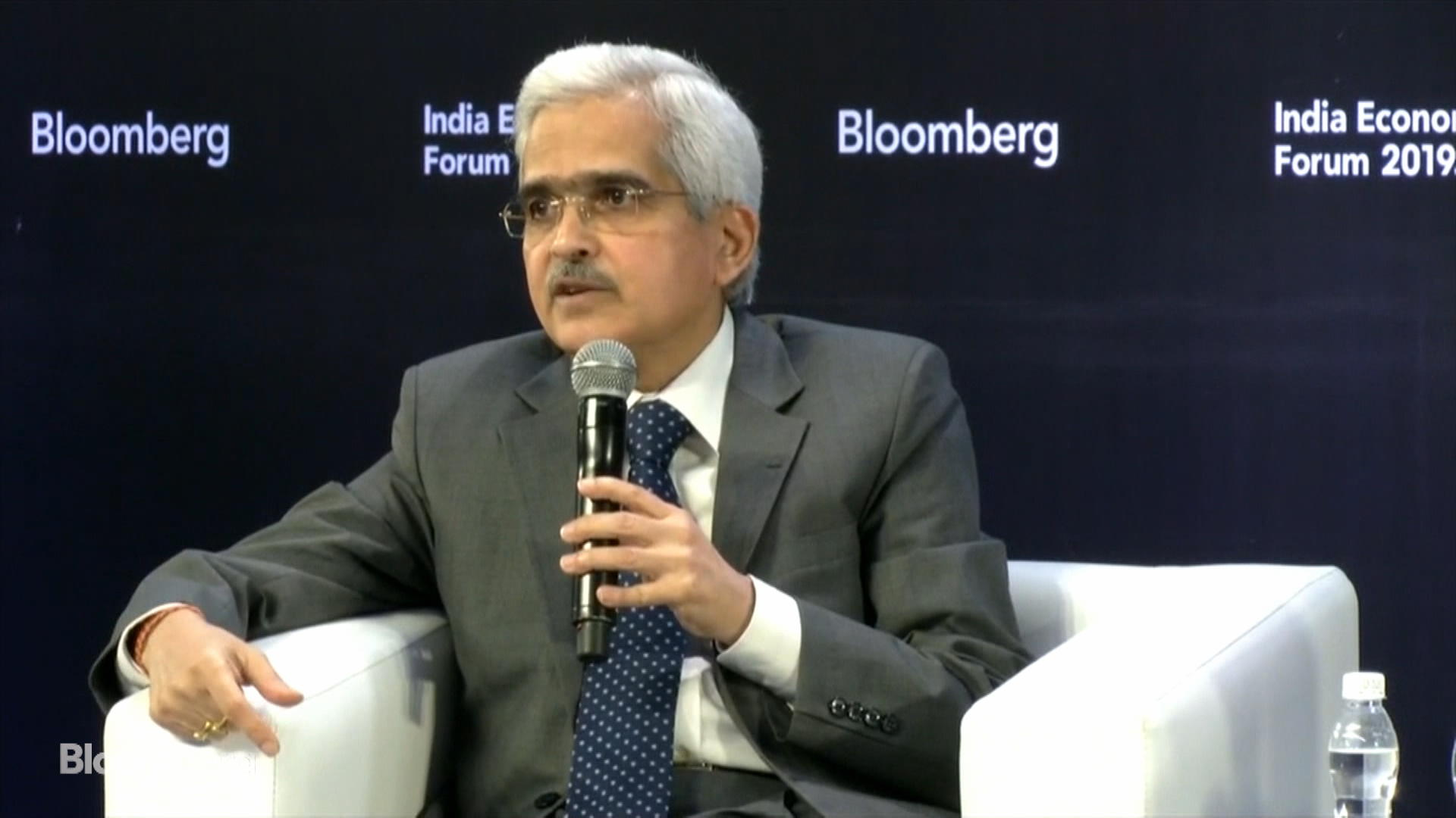 RBI's Das: Any Rate Cut by Fed Means Better EM Flows