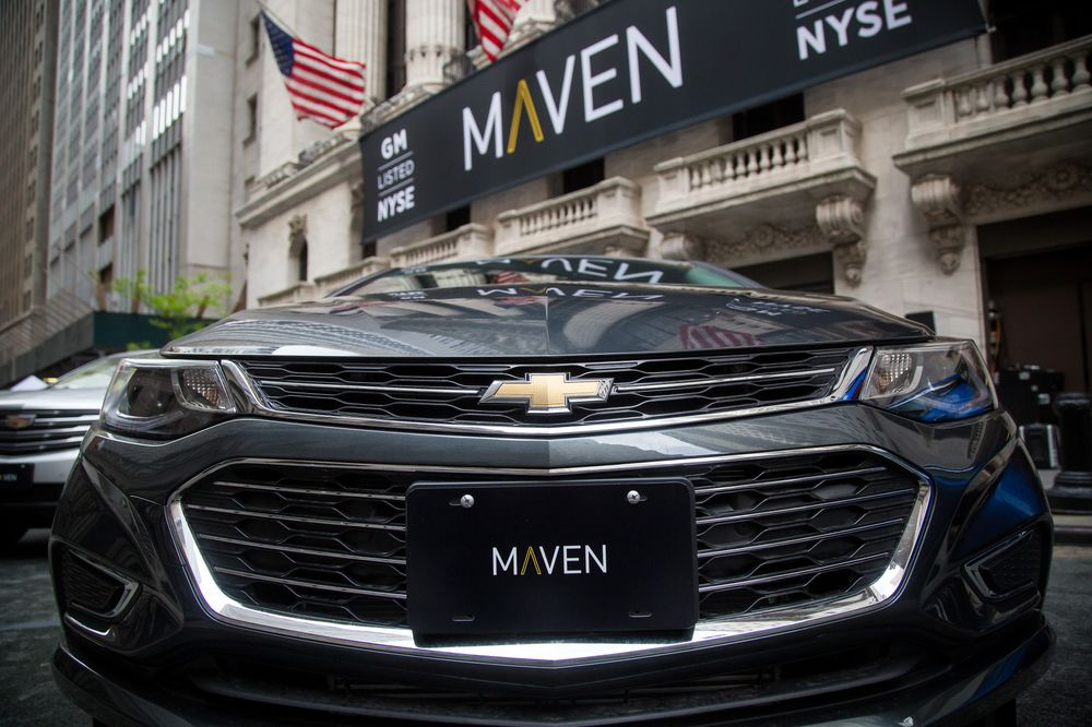 The Maven car-sharing service has taught General Motors that dealing directly with customers is hard—and managing a fleet of borrowed cars is harder.