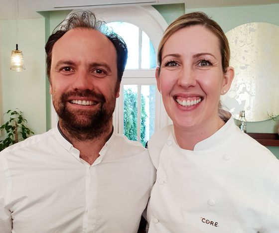 London Chef Clare Smyth Strikes Again