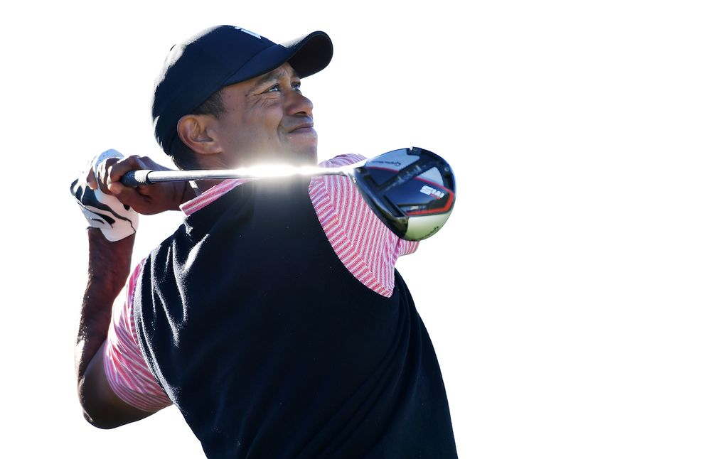 Tiger Woods Says His Game Is 'Right on Track' Ahead of the Masters