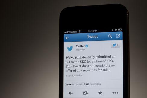 Twitter Inc. IPO