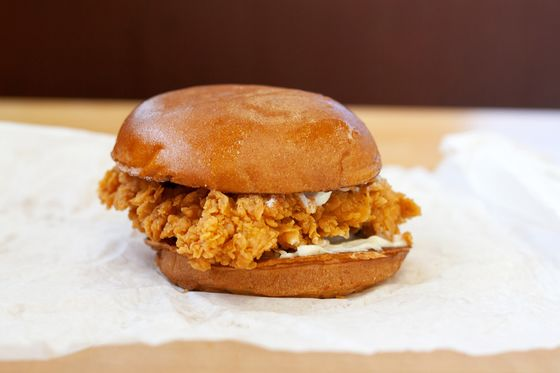 Chicken-Sandwich Wars Could End Up Saving U.S. Poultry Industry