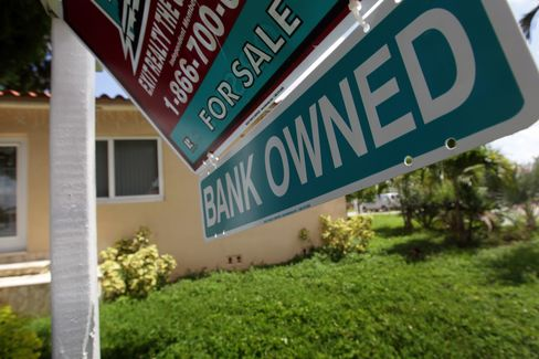 Foreclosures Jump as Banks Bet on Rising Home Prices