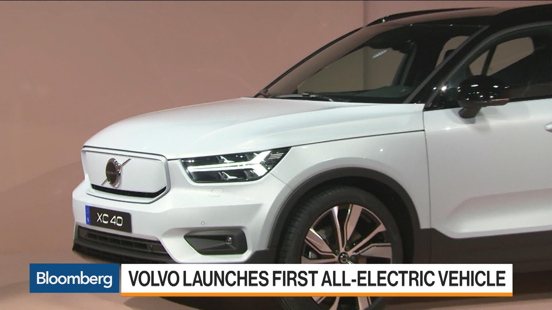Volvo Cars CEO Hakan Samuelsson: XC40 Recharge EV, Hybrid