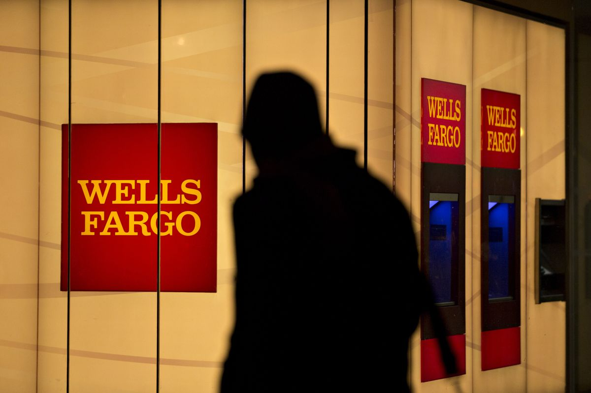 Wells Fargo's Interim CEO Shouted Down at Bank's Annual Meeting