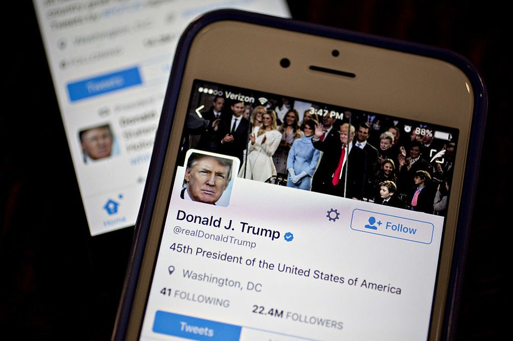 1d5775940b57 Trump Twitter Blocking Ruling Is Bad for Free Speech - Bloomberg