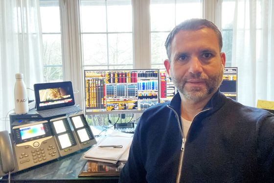How This Chief Trader Is Embracing Working From Home