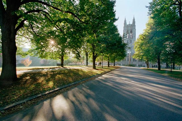 No. 9: Boston College (Carroll)