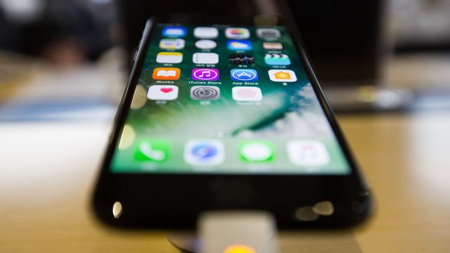 Next iPhone May Not Have Gigabit Speed