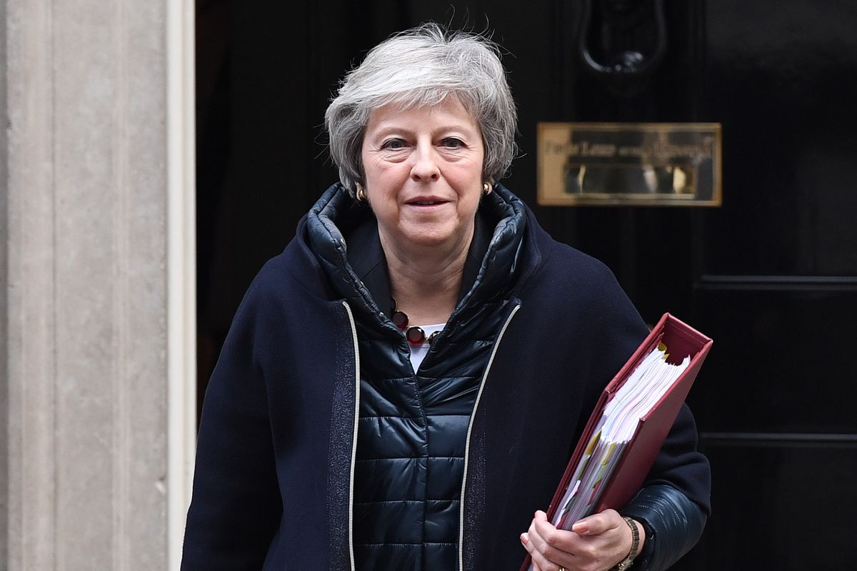 May Should Admit That Brexit Has Failed