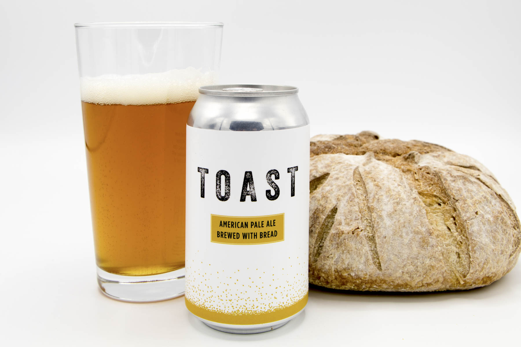 Toast Ale, a UK Beer That Turns Surplus Bread Into Heady Brews - Bloomberg