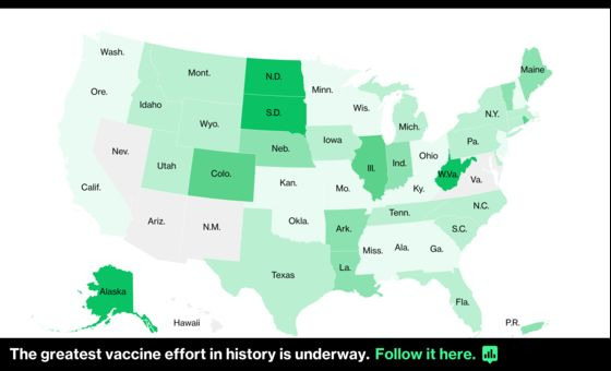 More Than 1 Million People in the U.S. Have Gotten Covid Vaccine Doses