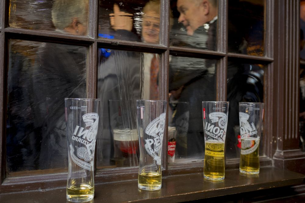 The City of London Finally Tackles Its Drink Problem
