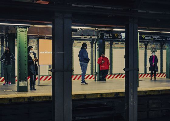 To Save the New York Subway, Send in the Crowds