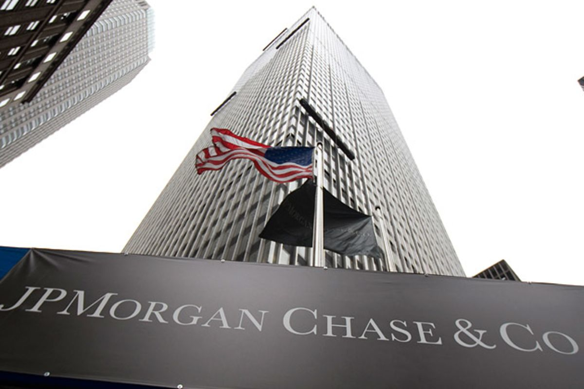 jpmorgan chase financial management and stakeholder's interests