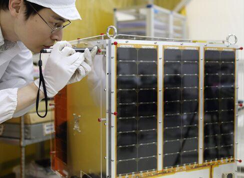 Axelspace Corp. Satellite