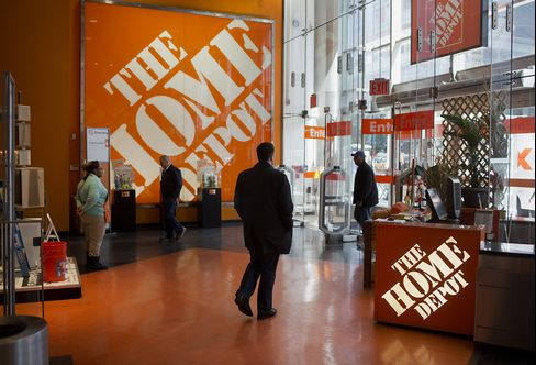 Home Depot Profit Tops Analysts' Estimates on U.S. Housing Gains