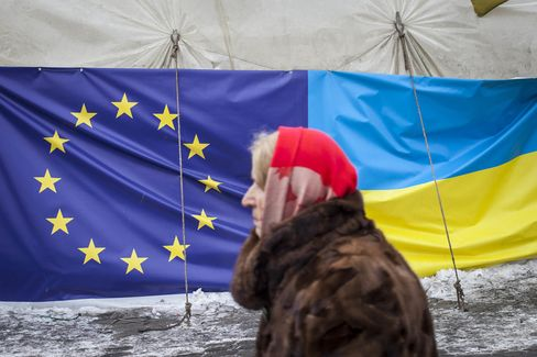 Ukrainian Parliament Hold Emergency Debate Over Recent Protests