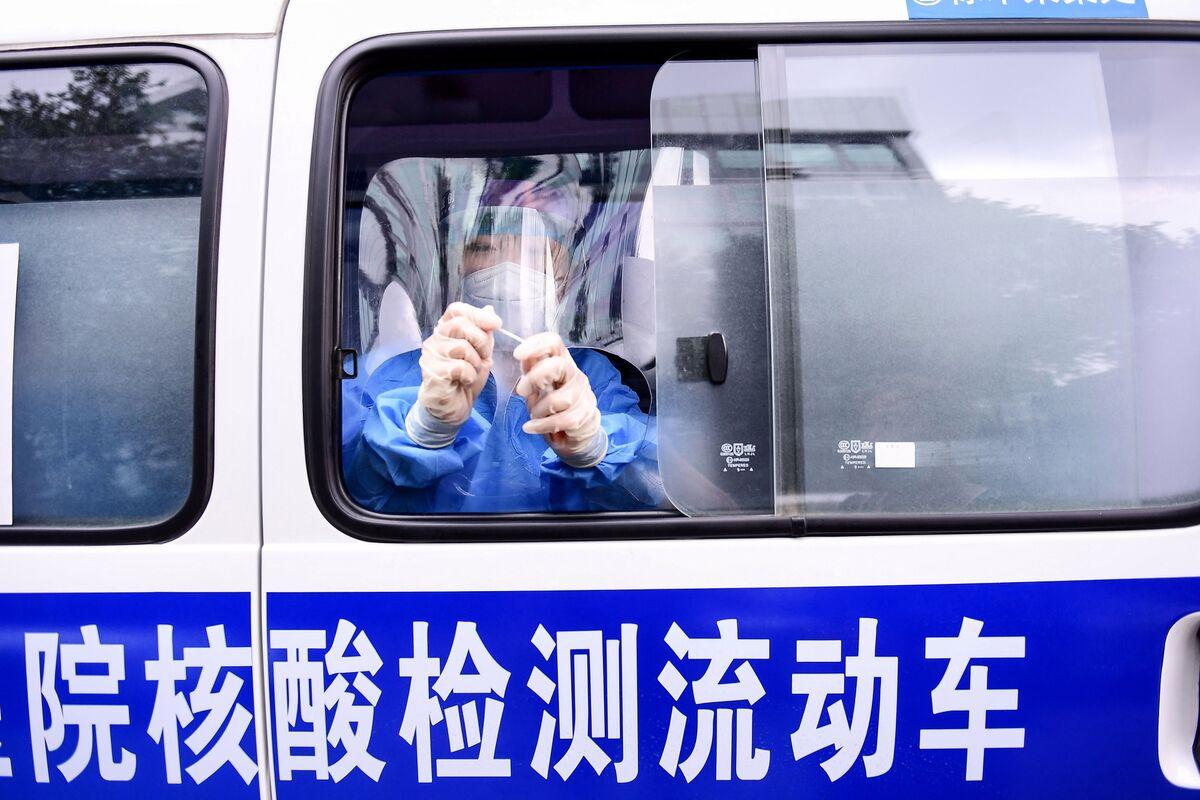 Hong Kong Denies Mass Chinese Virus Tests Are Bid to Harvest DNA