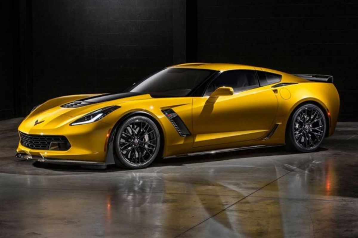 chevrolet 39 s corvette z06 is the most expensive yet bloomberg. Black Bedroom Furniture Sets. Home Design Ideas