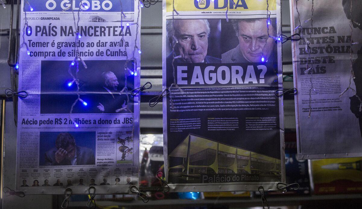 In Corruption-Hardened Brazil, Latest Revelations Still Shock