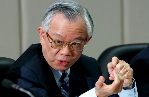 Taiwan Will Appoint Central Bank Governor Perng to Another Term