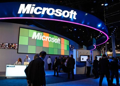 Microsoft Debuts New Logo Ahead of Windows 8 and Surface Tablet