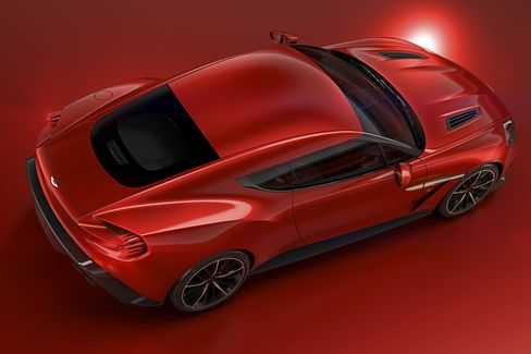 Aston did not respond to questions regarding when—if ever—it will produce the Vanquish Zagato Concept.