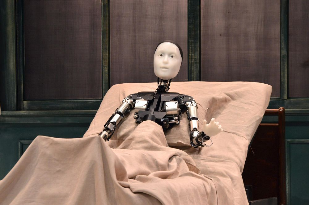 Robot Brains Catch Humans in 25 Years, Then Speed Right On By