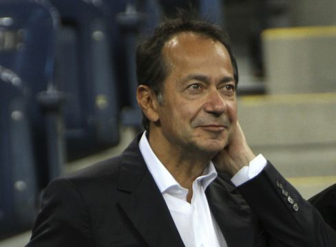 Hedge-fund Manager John Paulson
